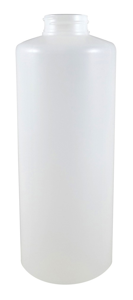 Quart Natural Cylindrical Jug (HDPE-52g) 38/400