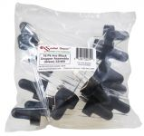 16 Pack 4oz Black Dropper Assembly (Glass) 22/400<br /><br /> <table cellspacing=