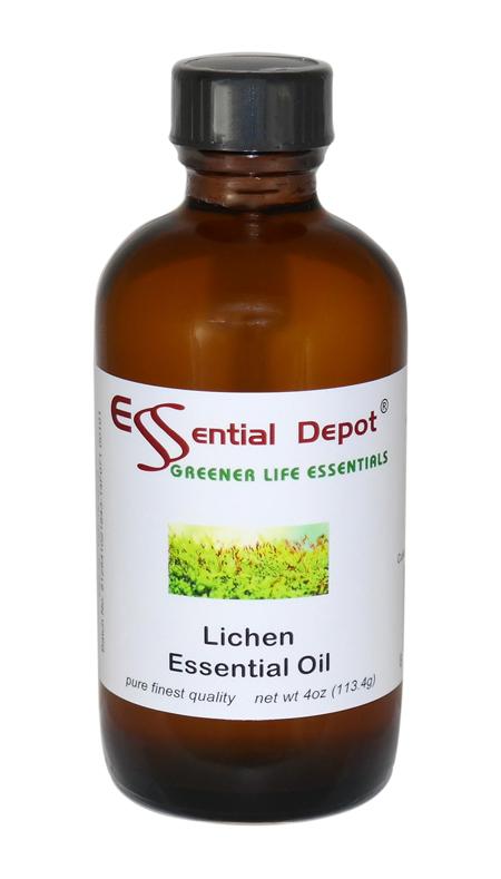 Lichen Essential Oil - 4 oz