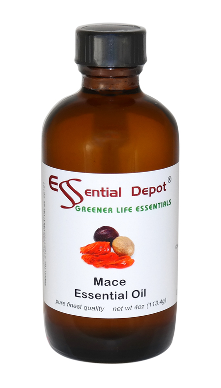 Mace Essential Oil - 4 oz.