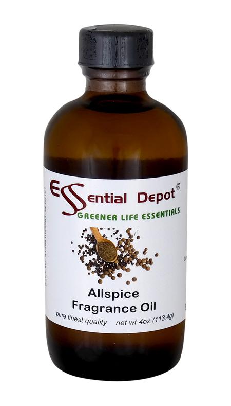 All Spice Fragrance Oil - 4 oz.