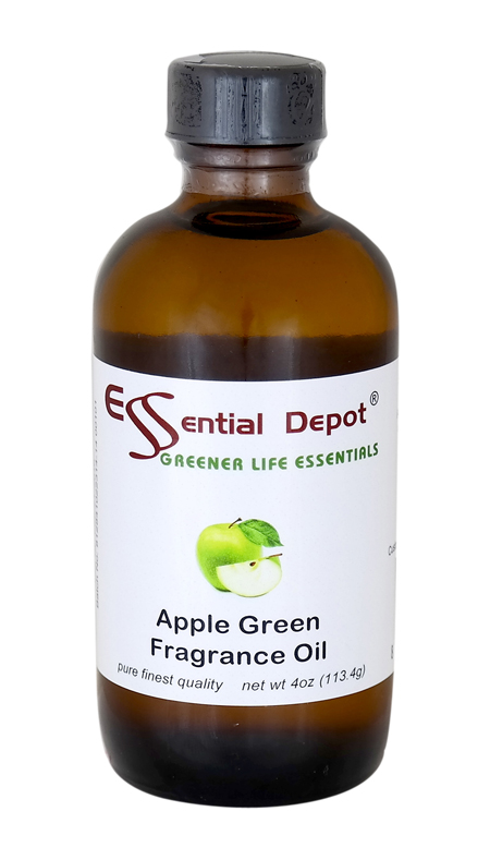Apple Green Fragrance Oil - 4 oz.