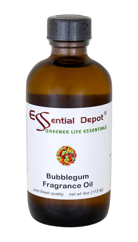 Bubblegum Fragrance Oil - 4 oz.