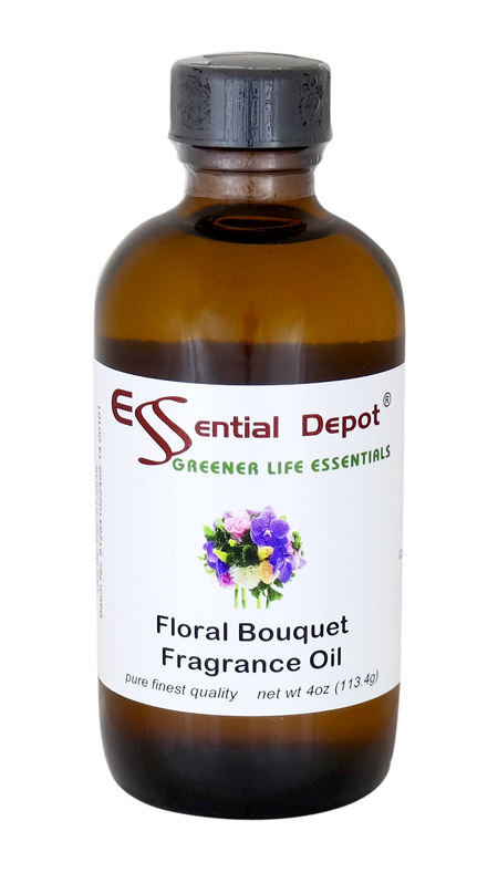Floral Bouquet Fragrance Oil - 4 oz.