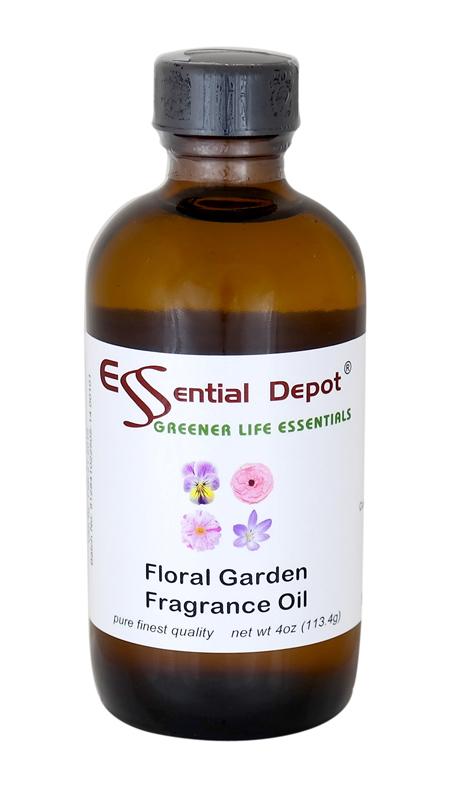 Floral Garden Fragrance Oil - 4 oz.