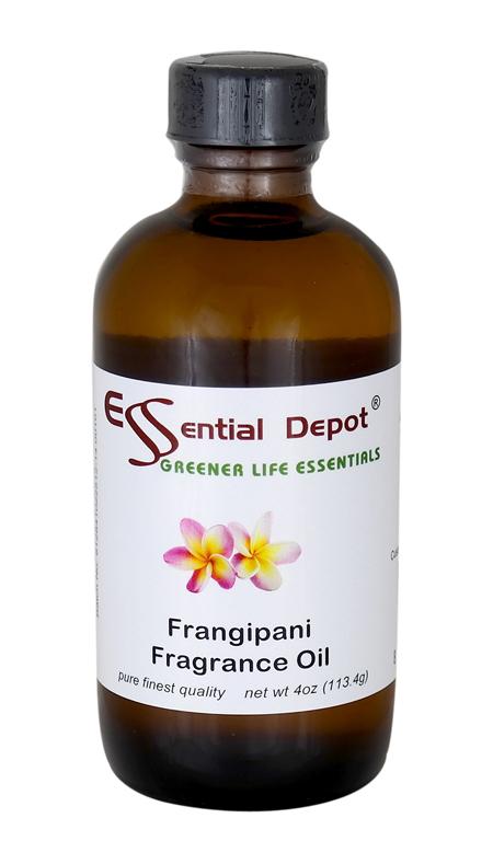 Frangipani Fragrance Oil - 4 oz.