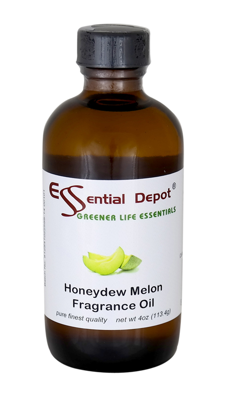 Honey Dew Melon Fragrance Oil - 4 oz.