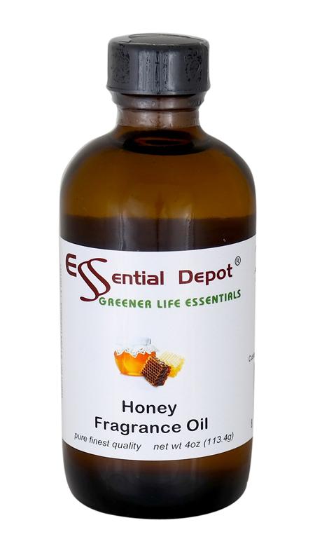 Honey Fragrance Oil - 4 oz.