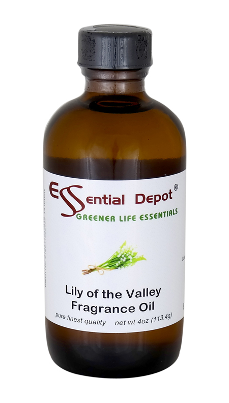 Lily of the Valley Fragrance Oil - 4 oz.