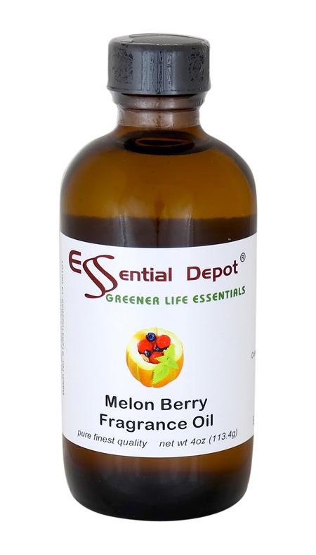 Melon Berry Fragrance Oil - 4 oz.