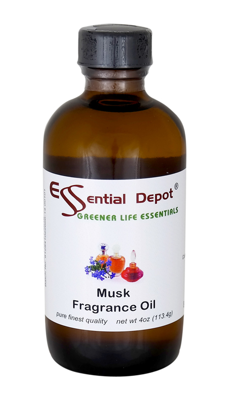 Musk Fragrance Oil - 4 oz.