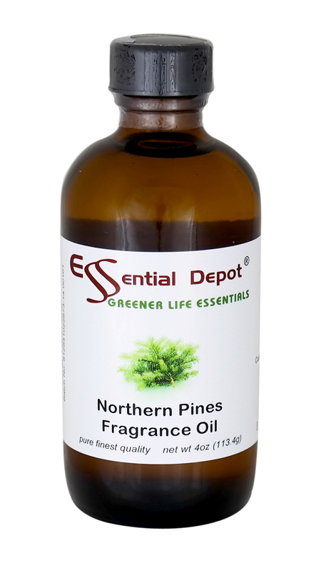 Northern Pines Fragrance Oil - 4 oz.