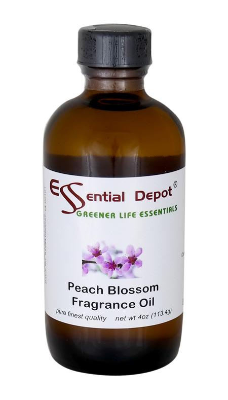 Peach Blossom Fragrance Oil - 4 oz.