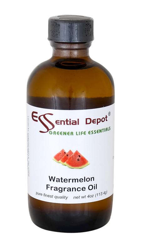 Water Melon Fragrance Oil - 4 oz.