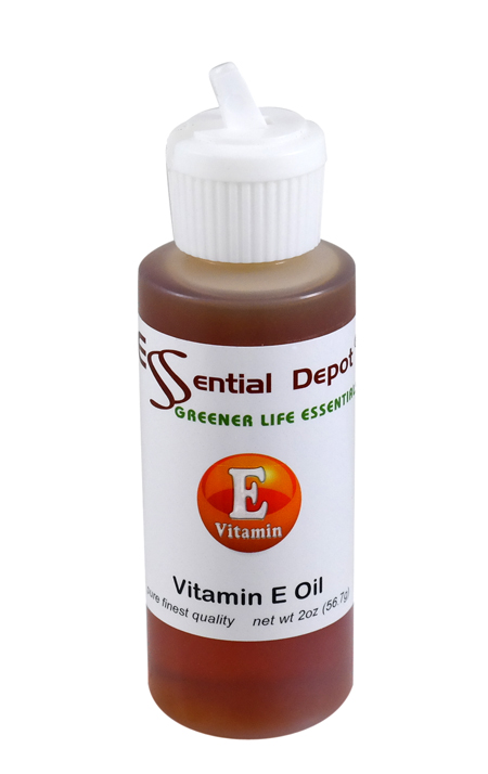 Vitamin E - 2 oz. Kosher