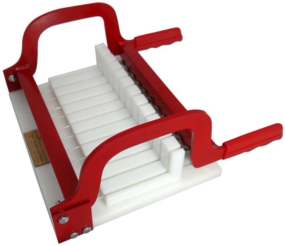 Soap Cutter - Long Loaf - Perfectly Cuts 1 Inch Bars