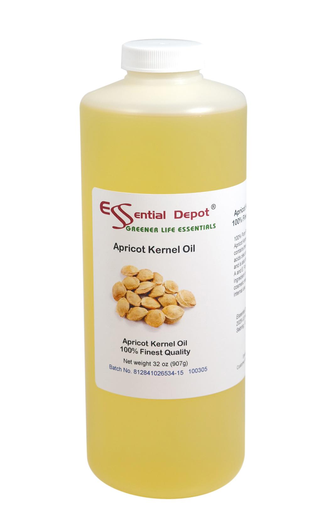 Apricot Kernel Oil - 1 Quart
