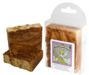 <p><strong>Cafe Mocha Soap - Handcrafted Soap from Forest Fairy Soaps.</strong><br />Wake up your day with cocoa and coffee swirled into a rich blend of olive, coconut, palm, caster and avocado oils, along with shea butter and green tea, from Forest Fairy Soaps. Approx. 4.5 ounces.</p><p><strong>Cafe Mocha</strong> is a handcrafted soap distributed by Essential Depot, Inc., through a pilot program to provide emerging soapmakers with training & marketing support. Featured soapmakers are profiled on <a