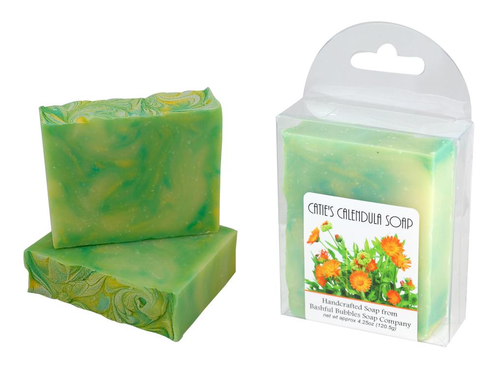 Catie's Calendula Soap
