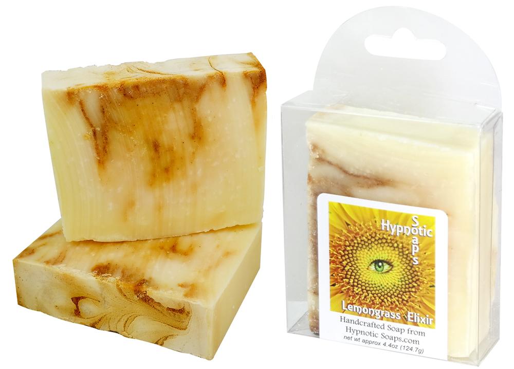 Lemongrass Elixir Soap