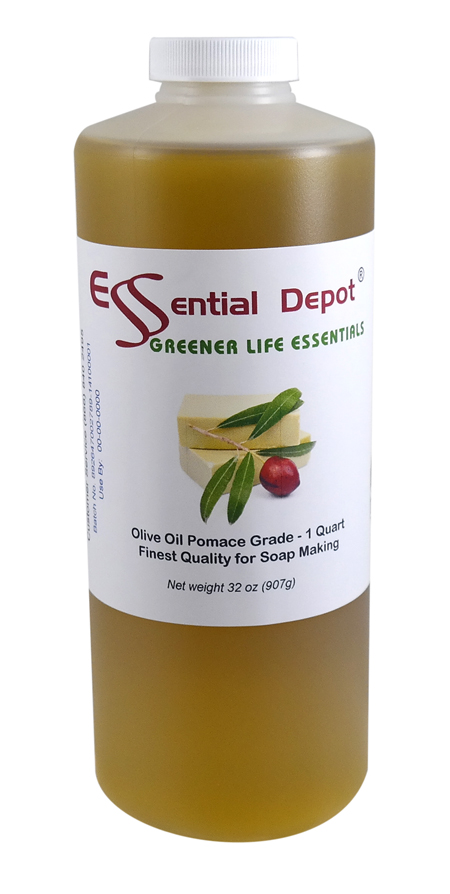 Olive Oil - Certified Pomace Grade - 1 Quart